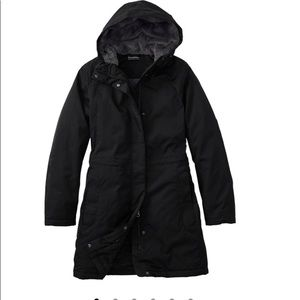 LL Bean Winter Warmer Coat